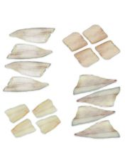 Colis Famille sélection de poissons surgelés
