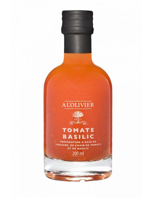 Vinaigre Tomate Basilic 200 ml