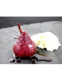 dessert poires williams en conserve