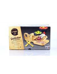 boite de présentation guillotine à saucisson