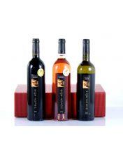 Coffret Cadeau Bouteilles de Vin Démon Noir