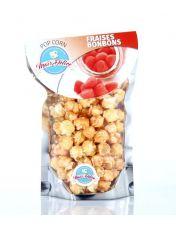 Pop Corn à la fraise