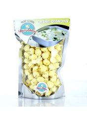 Pop Corn crème oignons