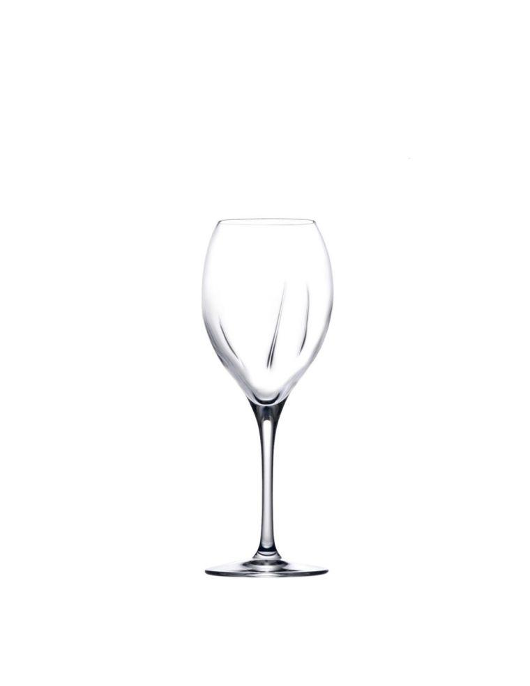 Verre à champagne et vin effervescent - Hélicium