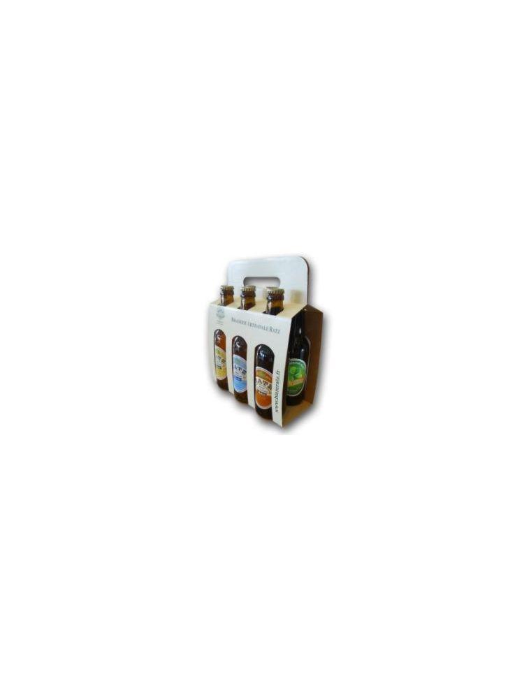Pack de 6 Bières Artisanales françaises