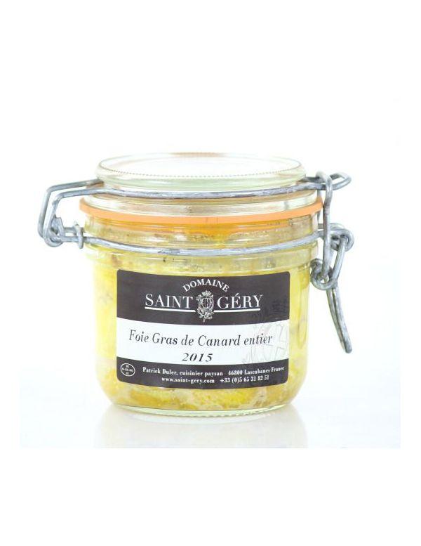 foie gras armagnac