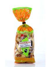 Biscuit sec aux graines de Sésame