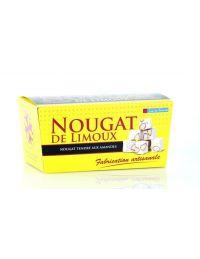 Bouchées de Nougat aux amandes