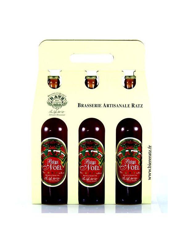 Bière de Noël en coffret
