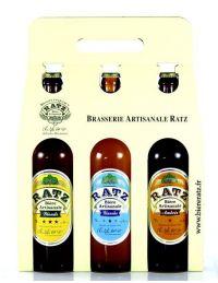 Bières artisanales à offrir