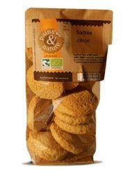 Biscuits Bio au citron