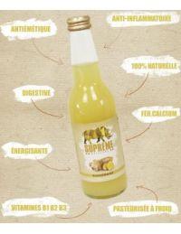 Boisson desalterante Gingembre Ananas