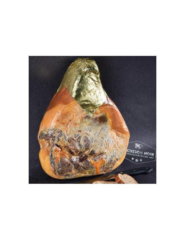 Jambon porc noir désossé