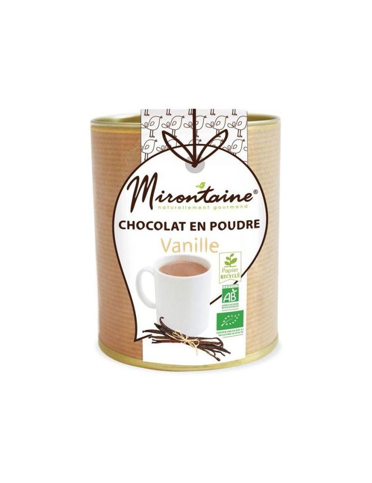 Poudre de chocolat Bio saveur vanille