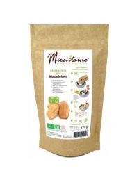 Préparation pour madeleines Bio