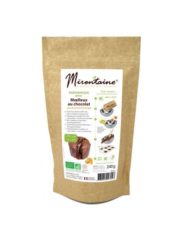 Préparation Moelleux Chocolat Bio