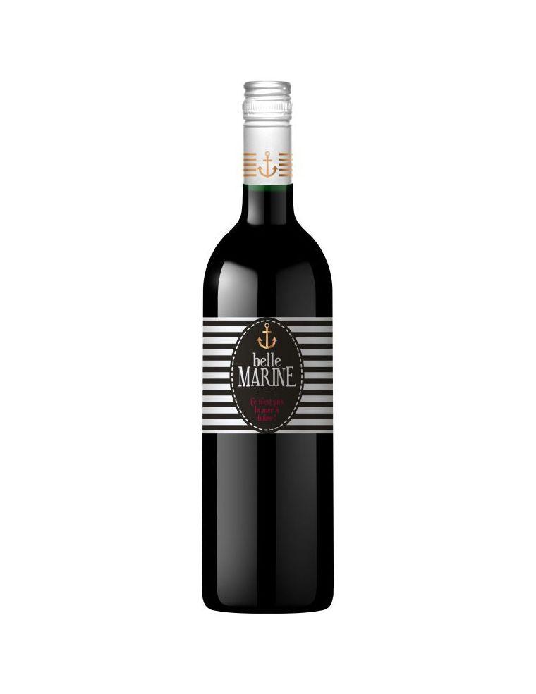 Belle Marine Vin Rouge - Vin de France
