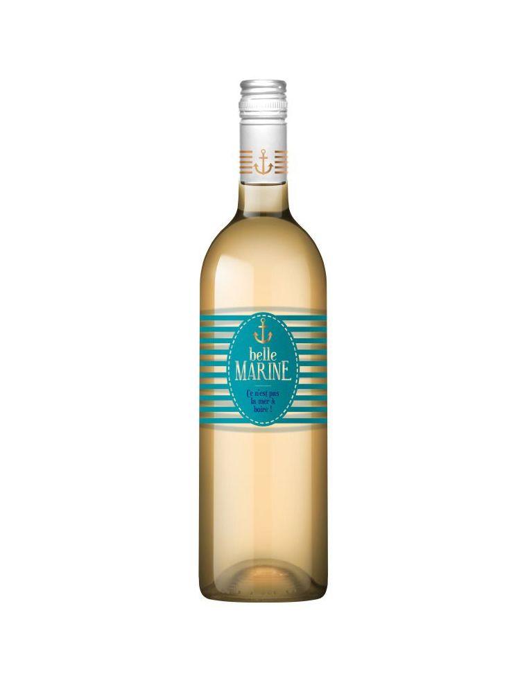 Belle Marine Vin Blanc - Vin de France