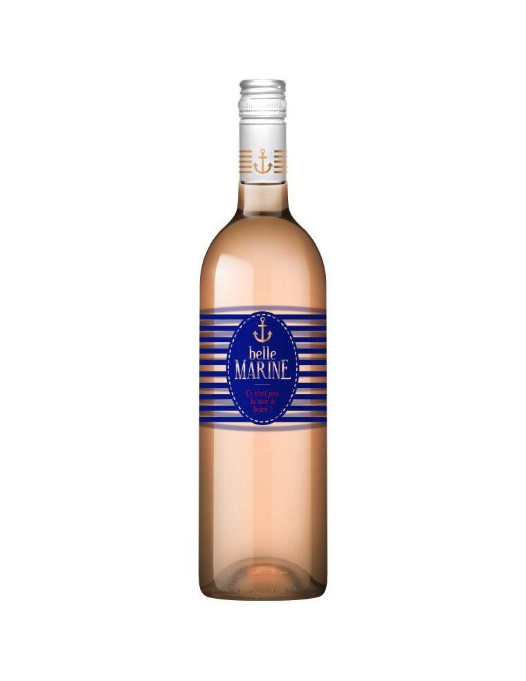 Belle Marine Vin Rosé - Vin Rosé de France