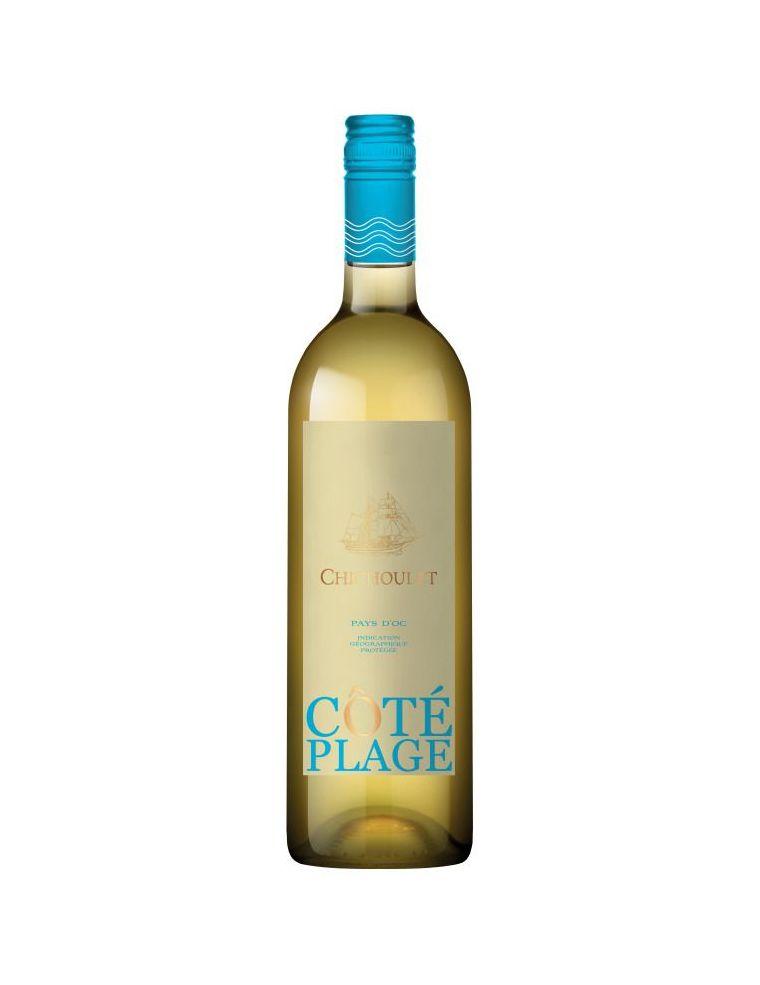 Vin Blanc IGP Pays d'OC - Côté Plage