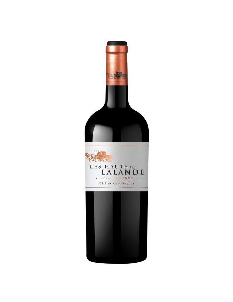 Vin Rouge IGP Cité de Carcassonne - Les Hautes de Lalande