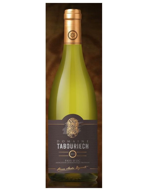 Vin Blanc IGP Pays d'OC - Domaine Tabouriech