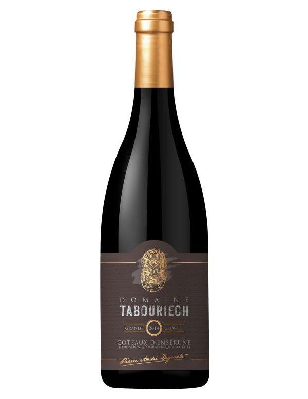 IGP Côteaux d'Enserines Vin Rouge du Domaine Tabouriech