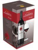 Bag In Box vin rouge 10 Litres - IGP Pays d'Hérault