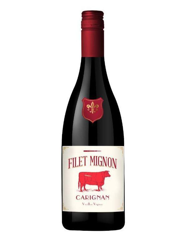 """Carignan Vieilles Vignes - Vin Rouge """"Filet Mignon"""""""
