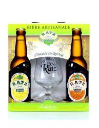 Coffret Bières avec Verre