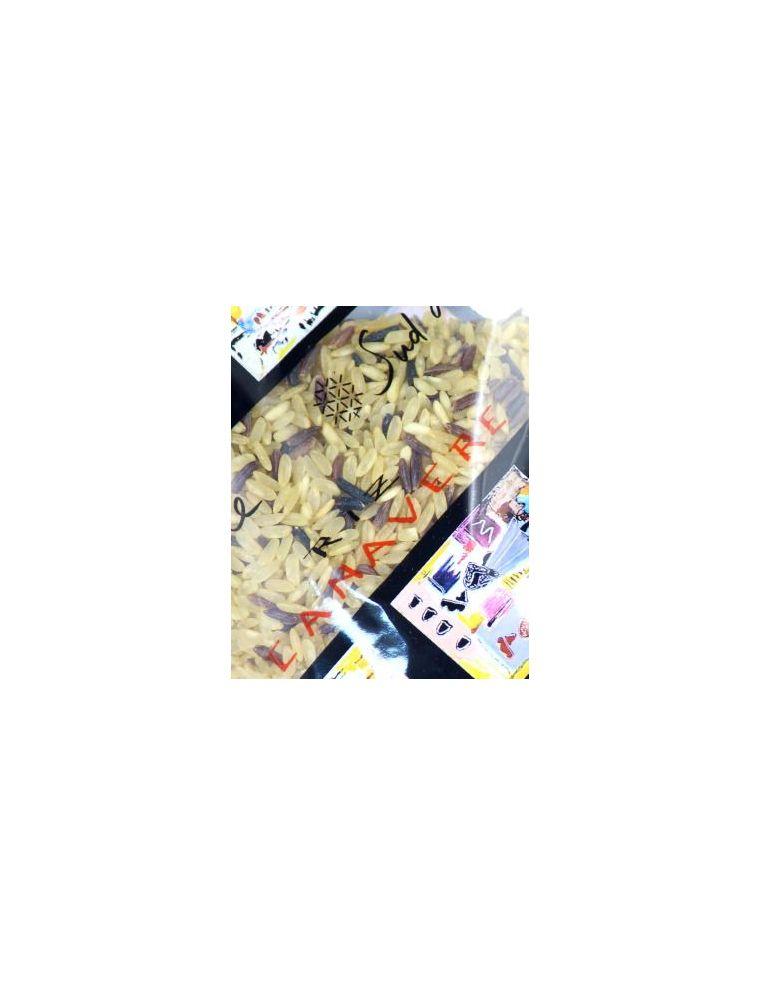 Mélange de 3 Riz complets de Camargue - Sachet de 500 g