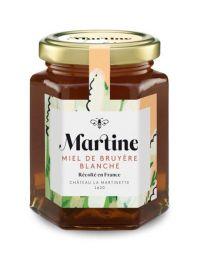 Miel de Bruyère Blanche récolté en France