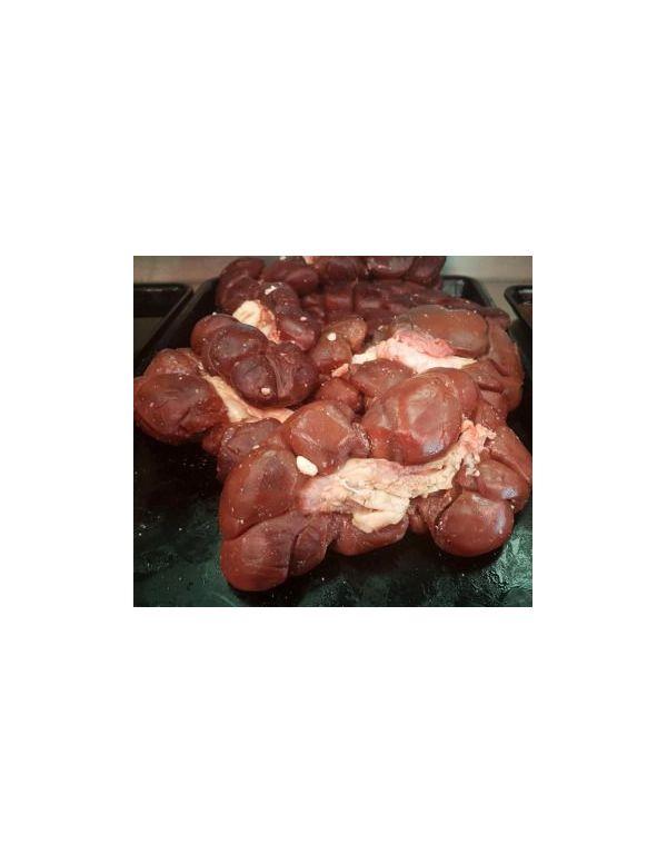 Rognon de veau prêt à cuire
