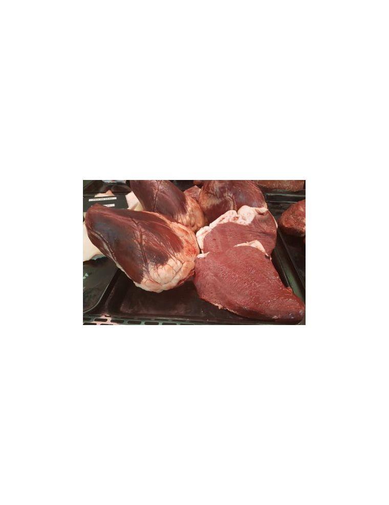 Coeur de veau prêt à cuire
