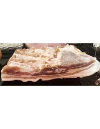 Poitrine de porc salée