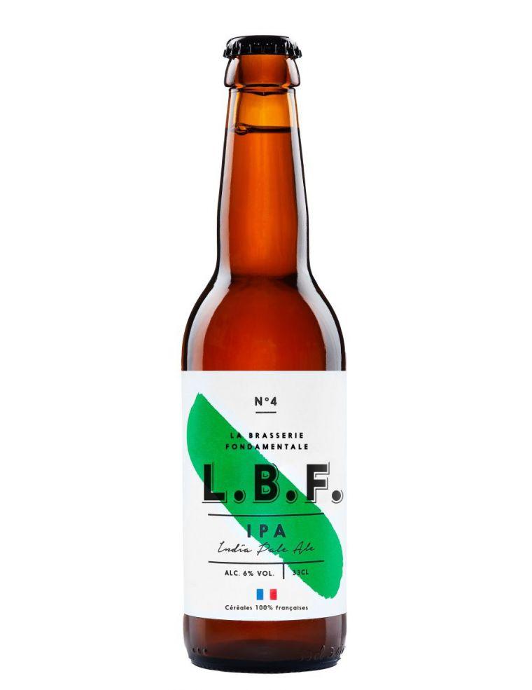 Bière IPA fabrication française