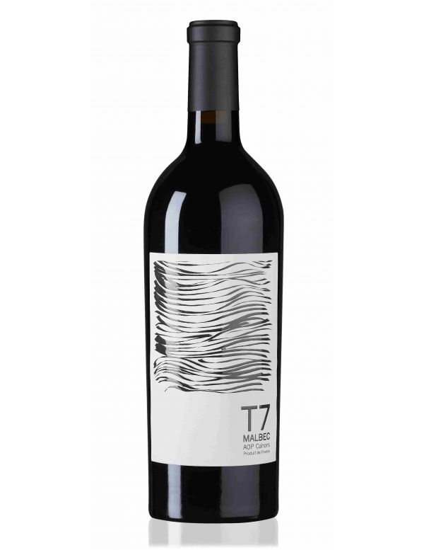 T7 Malbec AOP Cahors vin rouge de garde