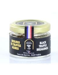Brisure de truffes noires