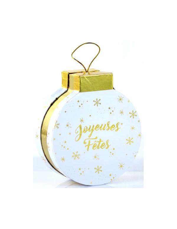 Coffret Gourmand Boule de Noël