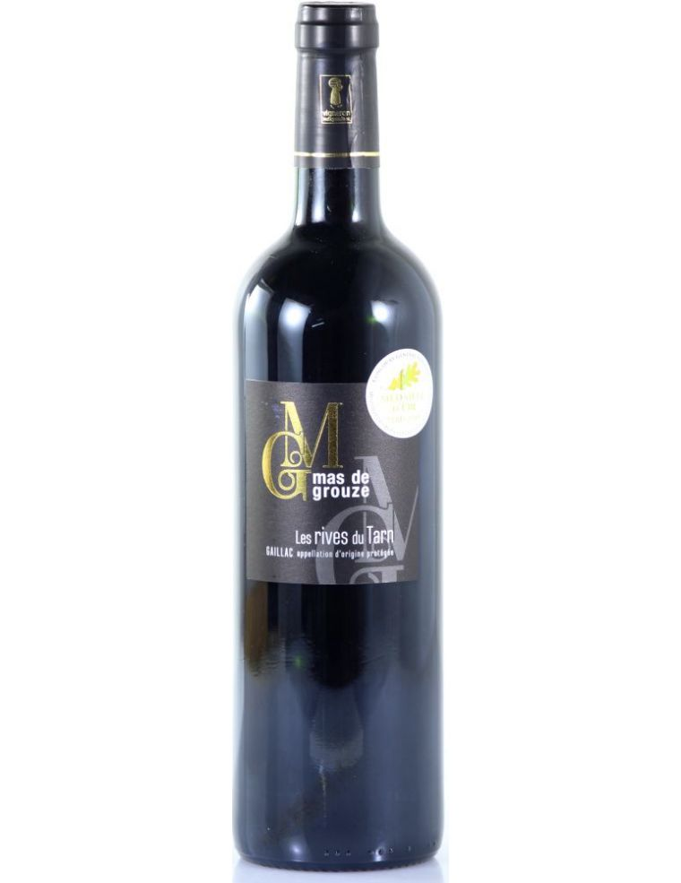 """""""Les Rives du Tarn"""" AOP Gaillac vin rouge"""