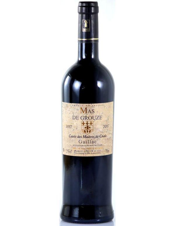 Cuvée des Maîtres de Chai AOP Gaillac Vin Rouge