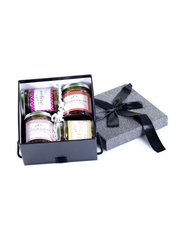 Lot confiture Bio Extra