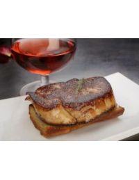 Escalope de foie gras cru