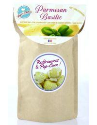 Pop Corn Parmesan Basilic
