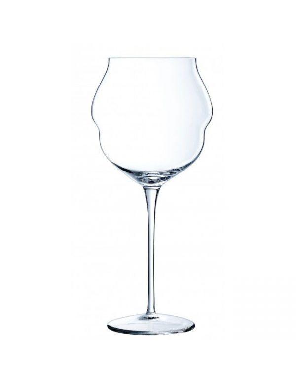 Grand verre à vin design 60 cl - Macaron