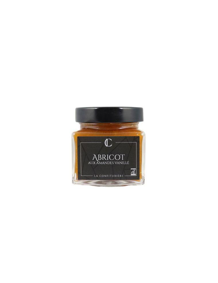 Confiture Abricot aux Amandes vanillé - La Confiturière