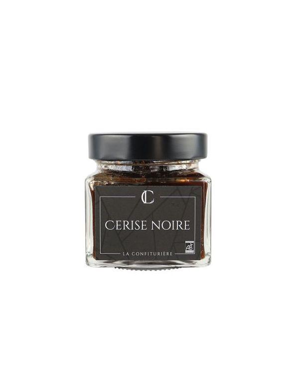 Confiture Artisanale Bio de Cerise Noire - La Confiturière