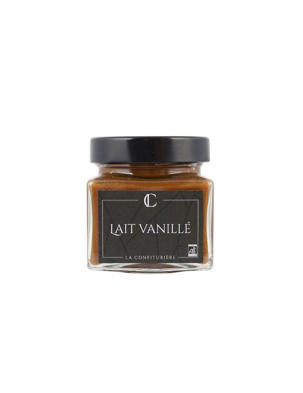 Confiture de Lait Vanillé Bio et Artisanale - La Confiturière
