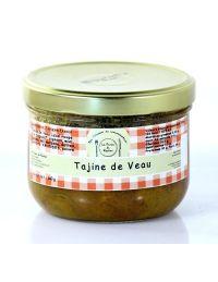 Tajine de Veau Label Rouge - La Ferme de Rustan