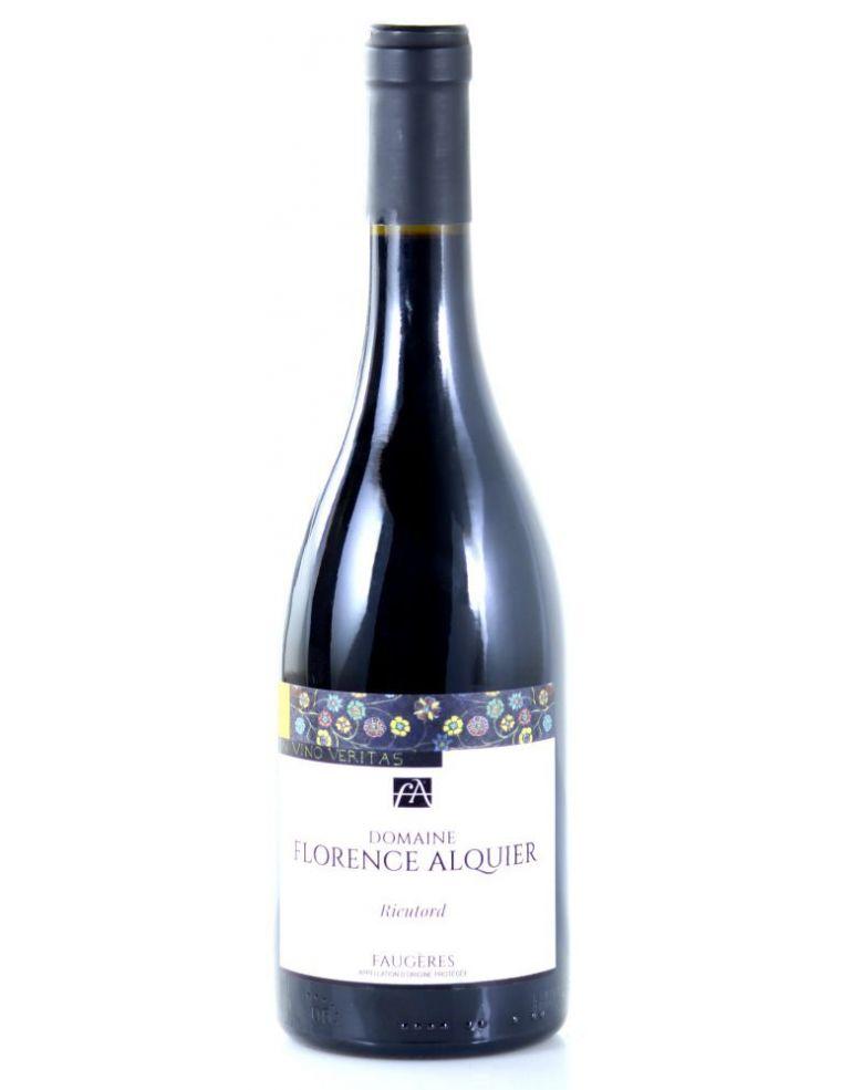 Faugères AOP - Vin Rouge Rieutord - Domaine Florence Alquier